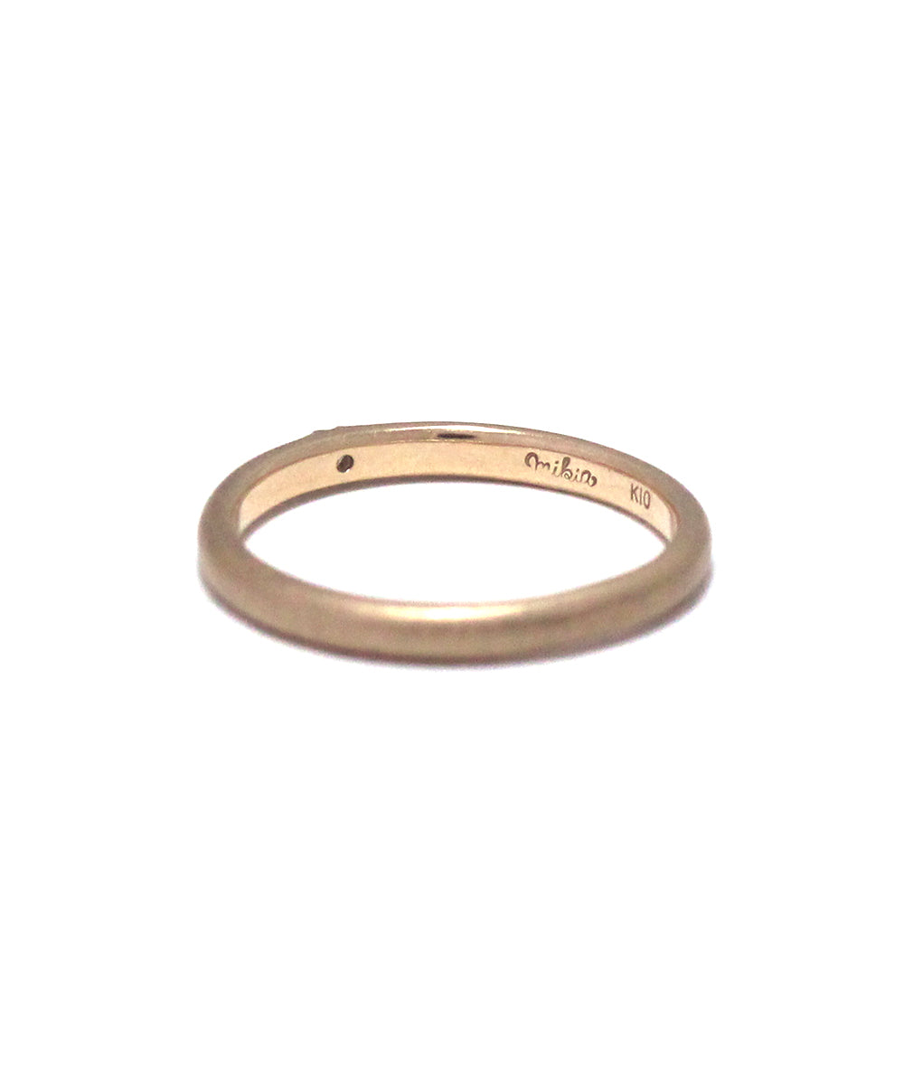 k10 gold / diamond ring