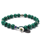8mm malachite bracelet