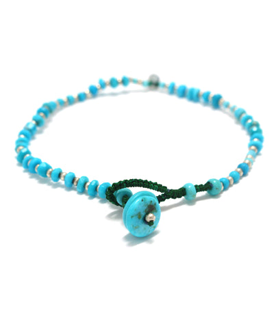 turquoise / silver bracelet