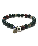 8mm blood stone bracelet
