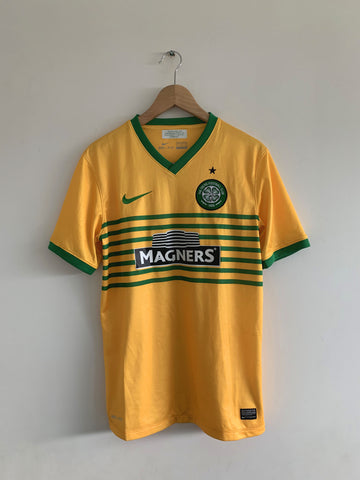 2013/14 Celtic Away Shirt S