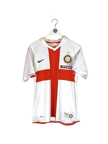 2007/08 Inter Milan Centenary Away Shirt S
