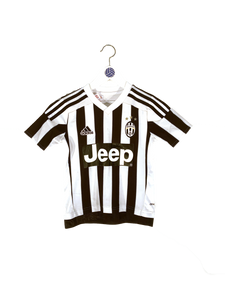 2015/16 Juventus Home Shirt Kids XS