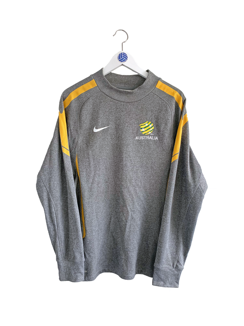 2012/14 Socceroos Training Jumper S