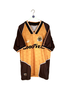 1996/98 Wolves Home Shirt L