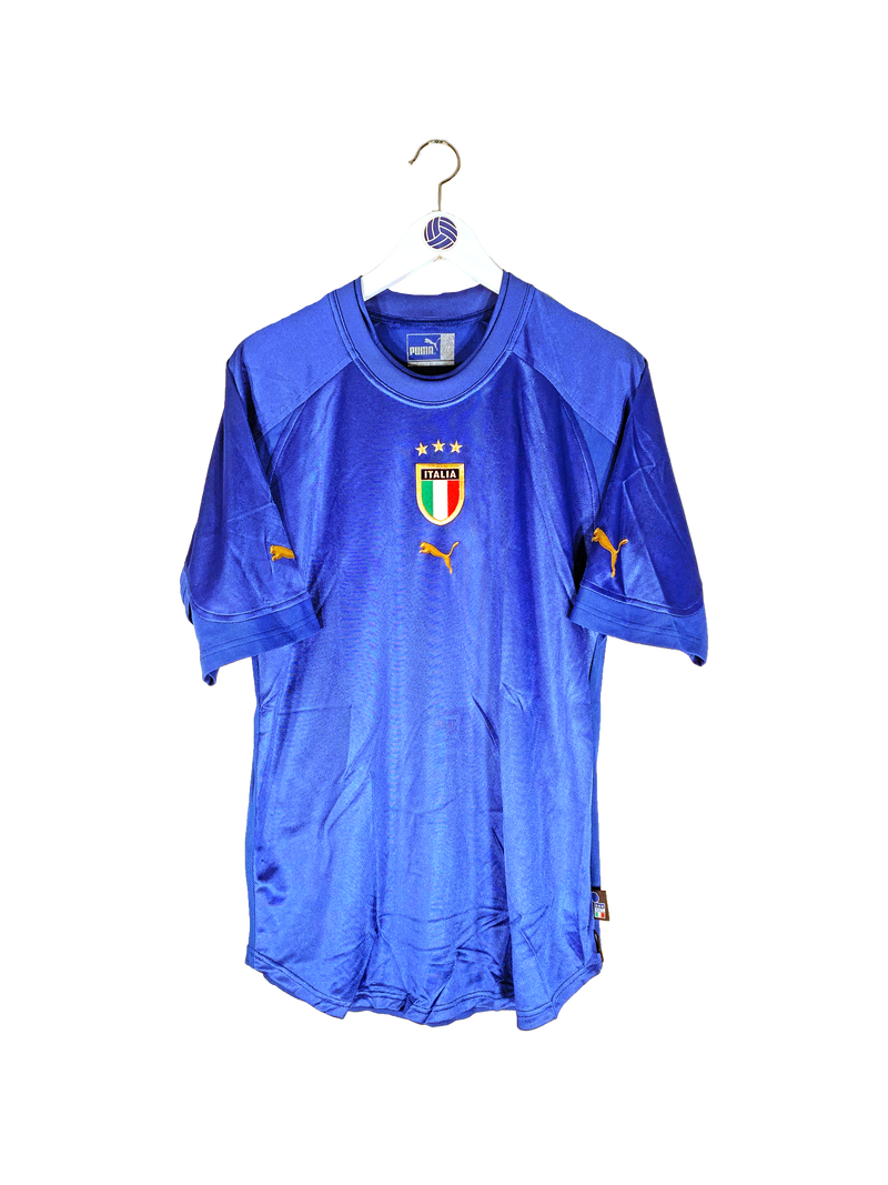 2004/06 Italy Home Shirt M