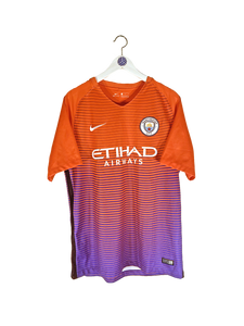 2016/17 Manchester City Third Shirt L