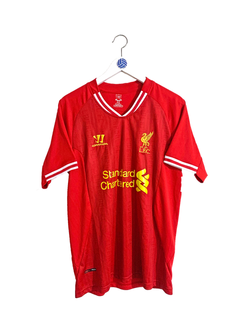 2013/14 Liverpool Gerrard Home Shirt M