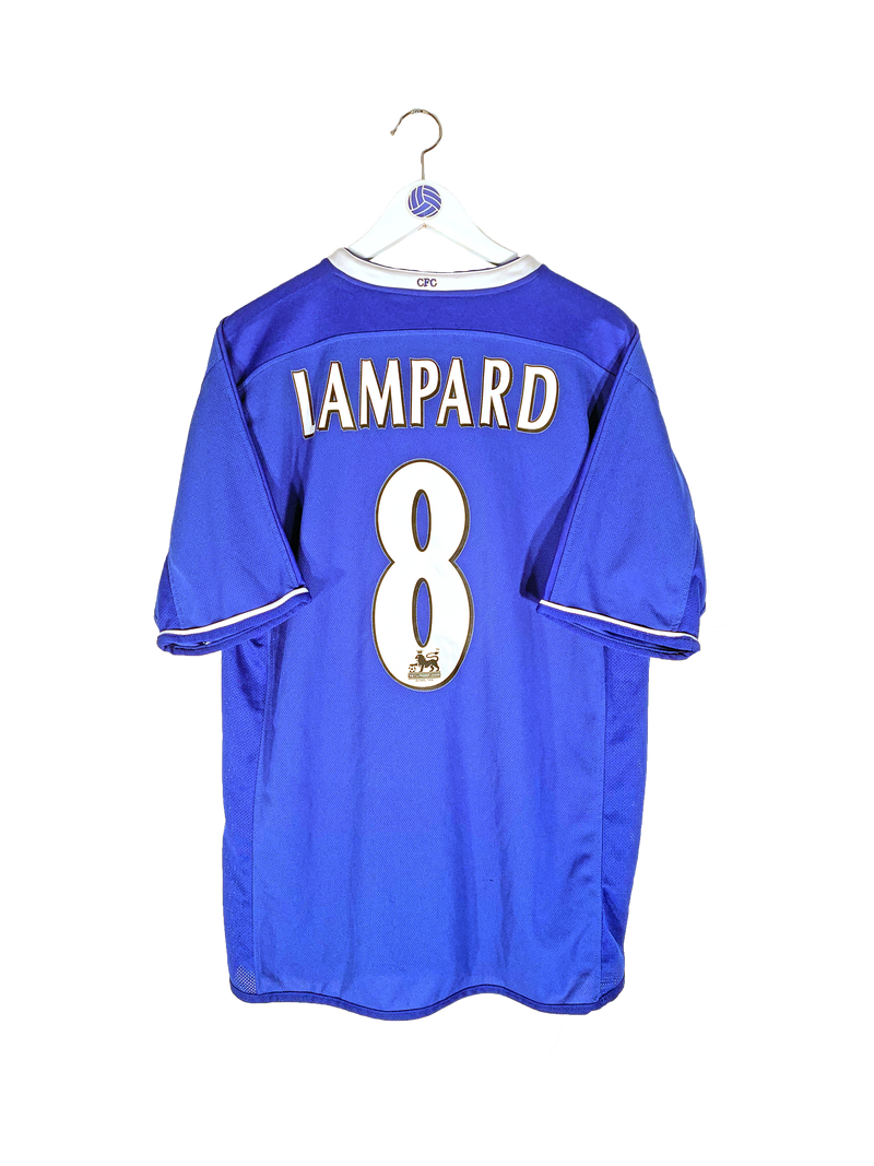 2003/05 Chelsea Lampard Home Shirt L