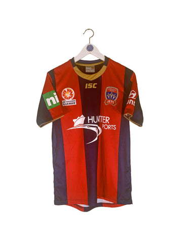 2013/14 Newcastle Jets Home Shirt S