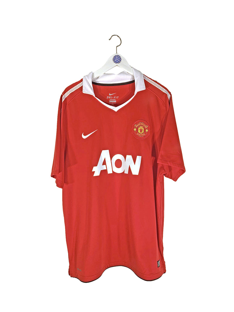 2010/11 Manchester United Home Shirt M