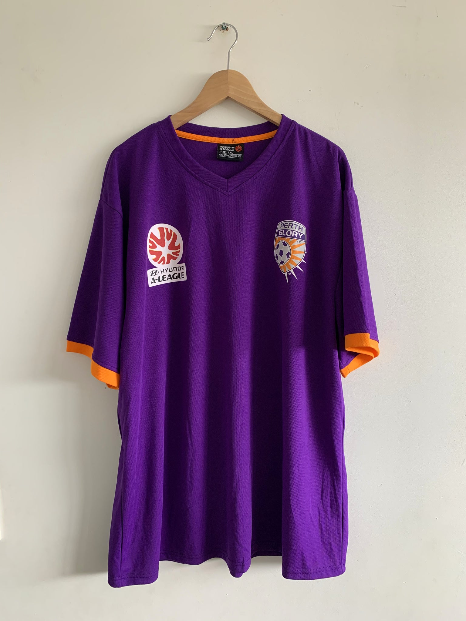 Perth Glory Training Shirt 2XL