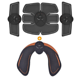 2 in 1 Abdominal Trainer And Butt Lifter