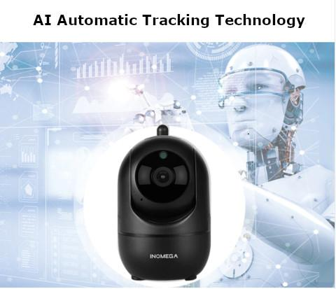 HD 1080P Portable Security Camera with Night Vision and Motion Detector, Perfect Indoor Surveillance Camera for Home, Car, Drone, Office and Outdoor Use