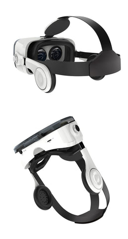 Image of VR Headset Virtual Reality Headset VR Glasses Virtual Reality Glasses