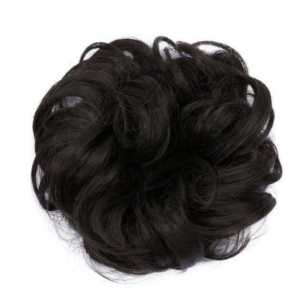 Synthetic Hair Bun Extensions Messy Hair Scrunchies Hair Pieces for Women Hair Donut Updo Ponytail
