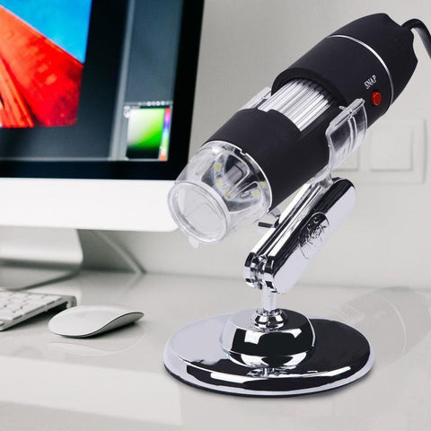 Image of USB Digital Microscope Handheld Magnification Endoscope Mini Video Camera