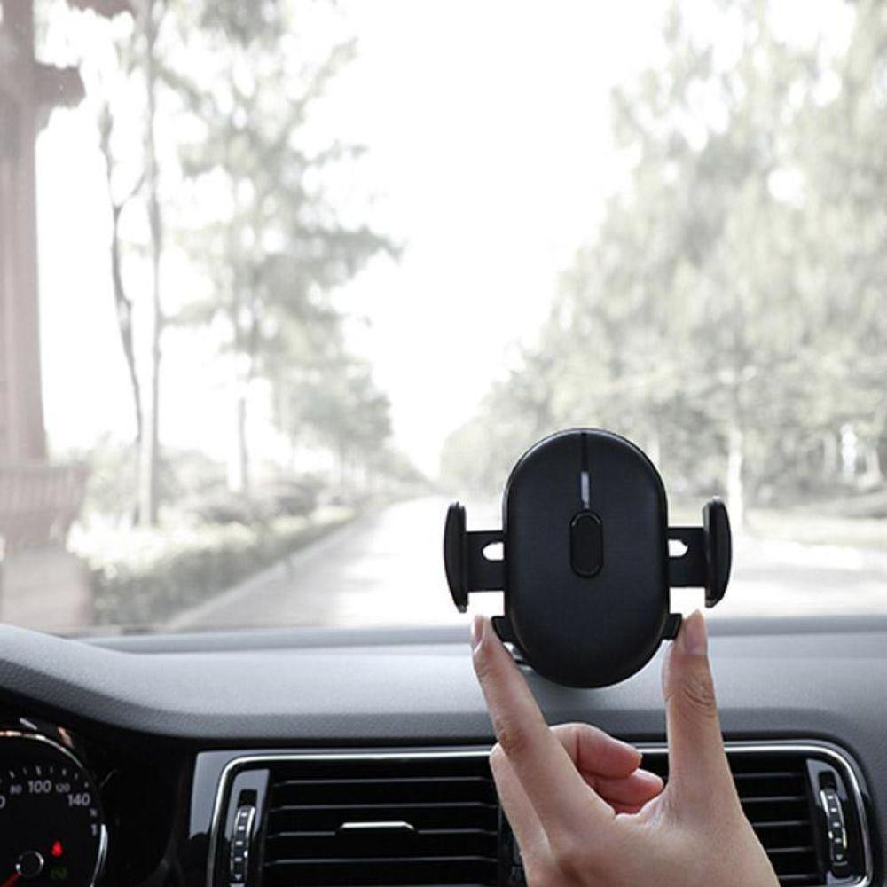 Car Phone Holder Dashboard Windscreen Car Phone Mount with Washable Strong Suction Cup 360° Rotatable Extendable Arm