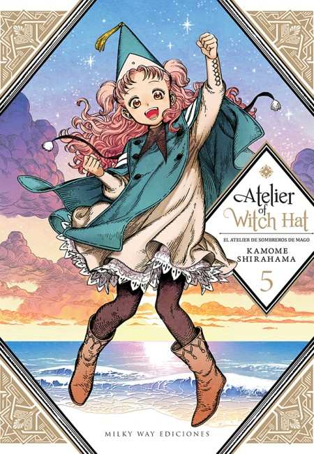 Atelier Of Witch Hat 05