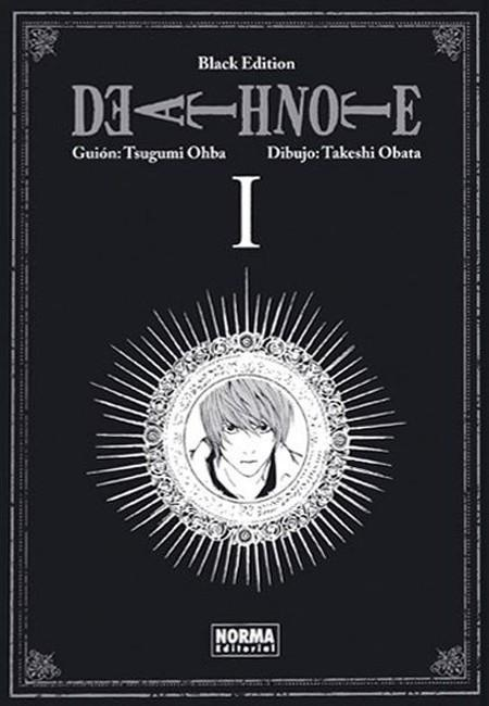 Death Note - Black Edition 01 - Tomo I