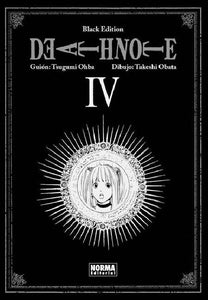 Death Note - Black Edition 04 - Tomo IV
