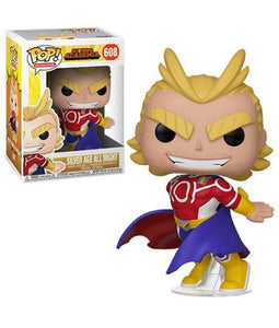 Funko POP! Silver Age All Might - My Hero Academia (Recompensa)