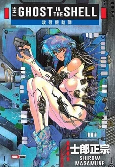 Ghost In The Shell 01
