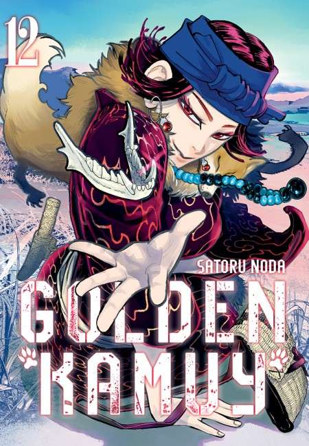 Golden Kamuy 12
