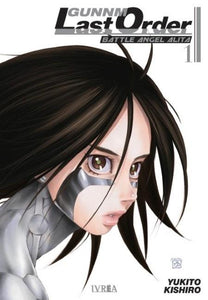 Gunnm - Last Order Battle Angel Alita 01