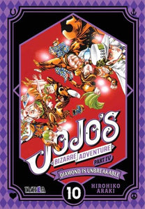 Jojo's Bizarre Adventure - Parte IV - Diamond is Unbreakable 10