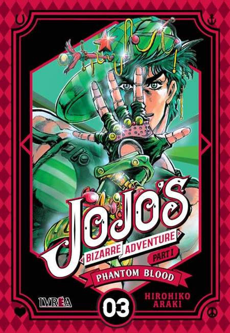 Jojo's Bizarre Adventure - Parte I - Phantom Blood 03