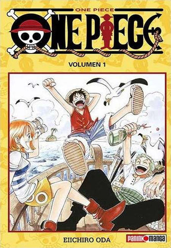 One Piece 01 - México
