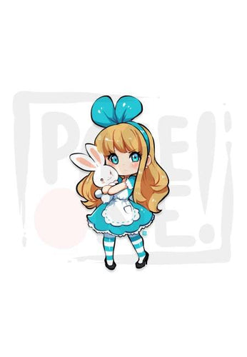 Sticker Alice