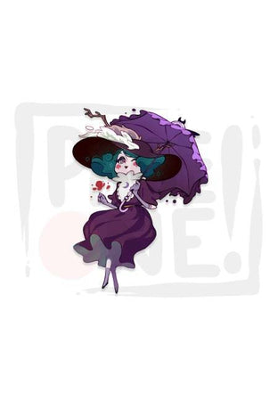 Sticker Eclipsa