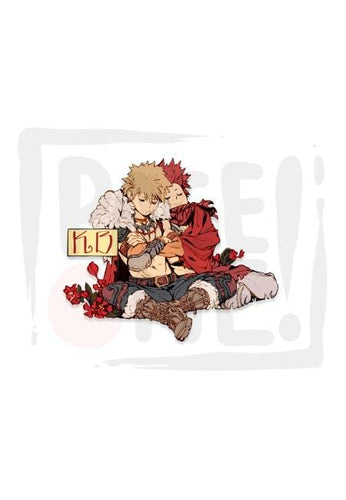 Sticker Kiribaku