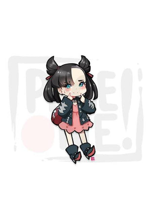 Sticker Marnie