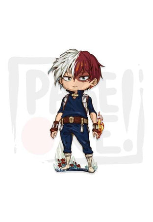 Sticker Todoroki