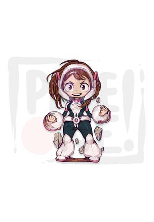 Sticker Uraraka