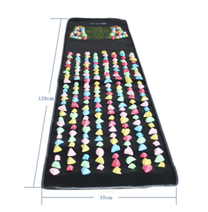 Reflexology Stone Foot Acupressure Mat