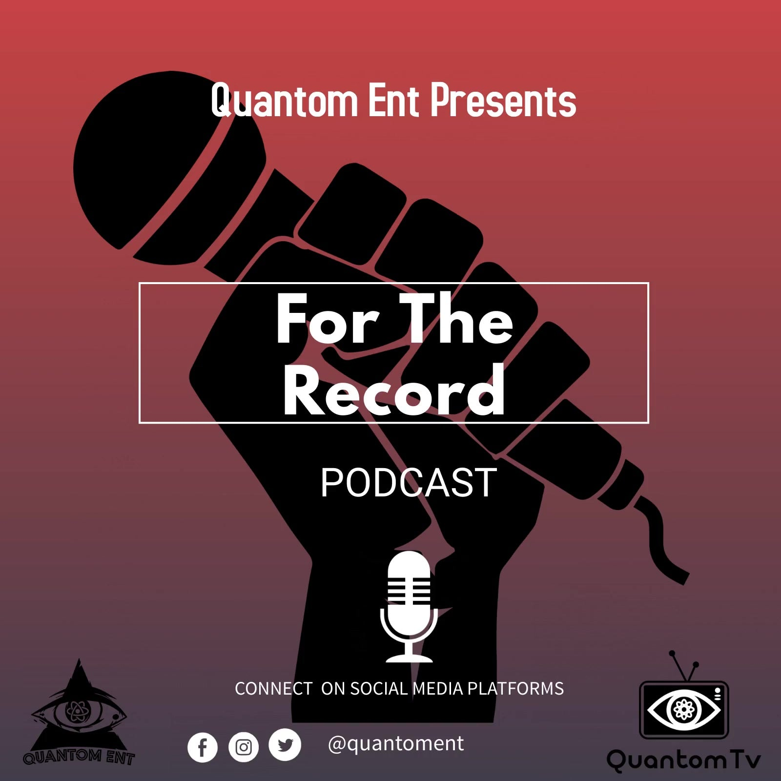 """For The Record"" Podcast"