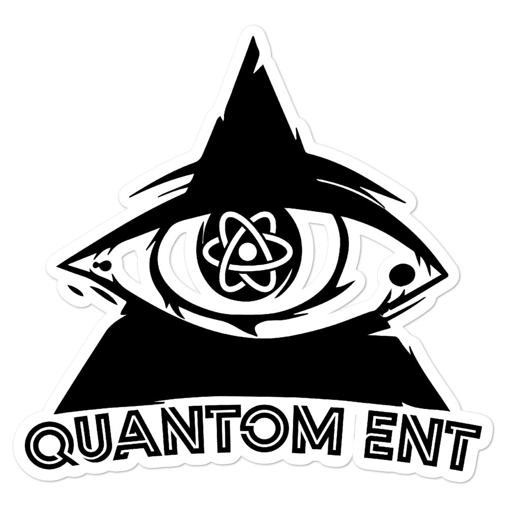 Quantom Ent Sticker
