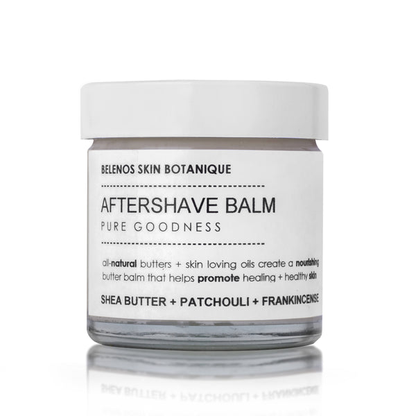 SHEA BUTTER AFTERSHAVE BALM