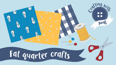 Fat quarter crafts