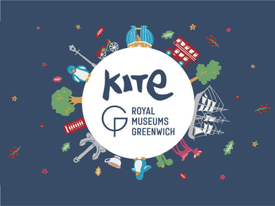 Kite and Royal Museums Greenwich