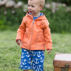 Kite Clothing SS16 Baby Boys Anchor shorts