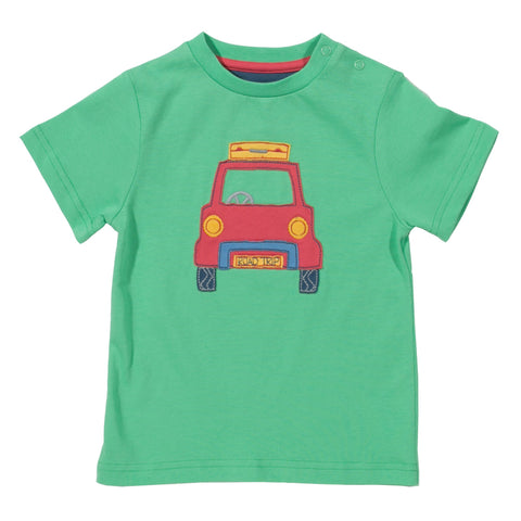 Kite Clothing Baby Boys Road trip t-shirt