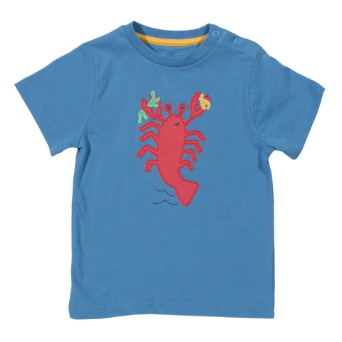 Kite Clothing Baby Boys Lobster t-shirt