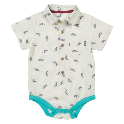 Kite Clothing SU17 Baby Boys Gecko bodyshirt