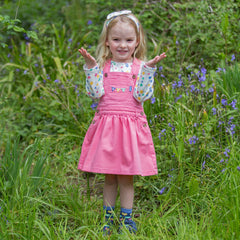 Kite Clothing SP17 Baby Girls Bunting pinafore