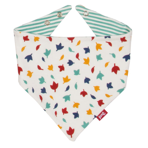 Kite Clothing Autumn-18 Baby Leaf bandana bib